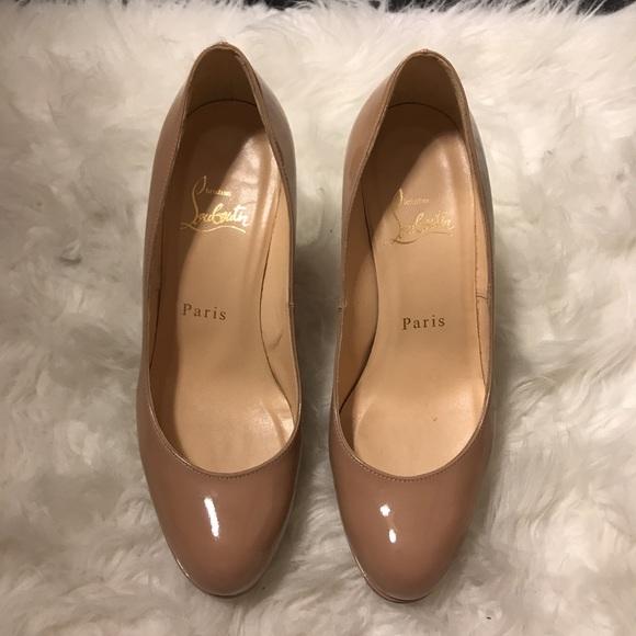a89c24e89de2 Christian Louboutin Shoes - Christian Louboutin Prorata 90 patent calf